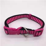 Adjustable Printed Dog Collar