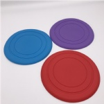 Plastic Foldable Frisbee for pet